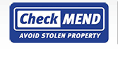 Check Mend Avoid Stolen Property